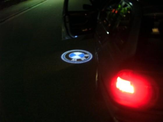 LED Einstiegsleuchten