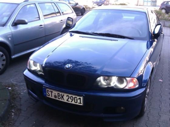Individual M Avusblauer 330ci :-)