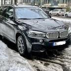Mein neuer: BMW F15 X5 xDrive 40d