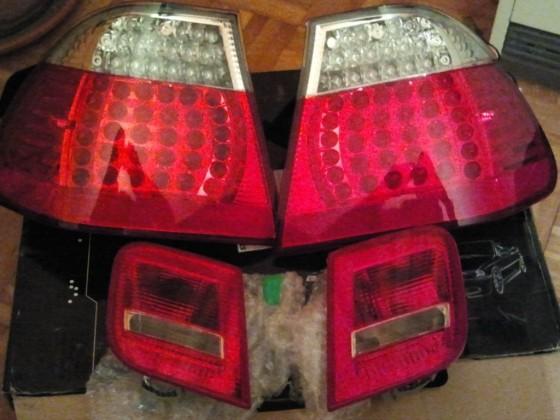 LED-Rückleuchten Limo FL
