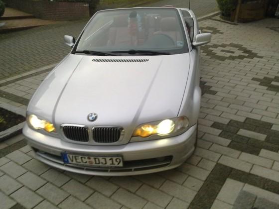 Mein E46 cabrio
