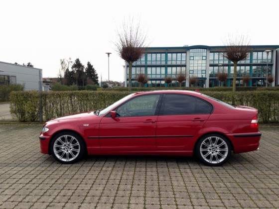 BMW 325i SMG II M-Paket II