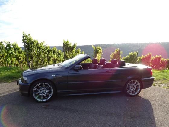 BMW 325 CI Sparkling Graphit