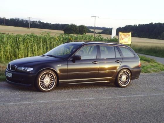 Mein Alpina B3 S - E46 - Touring