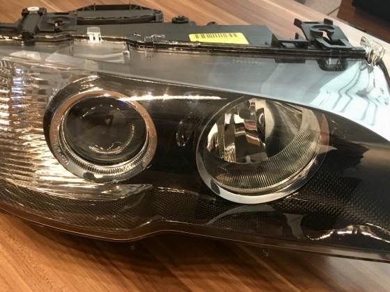 Bi-Xenon Scheinwerfer mit ALC
