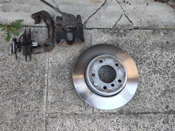 VA Brems- Umbau 330