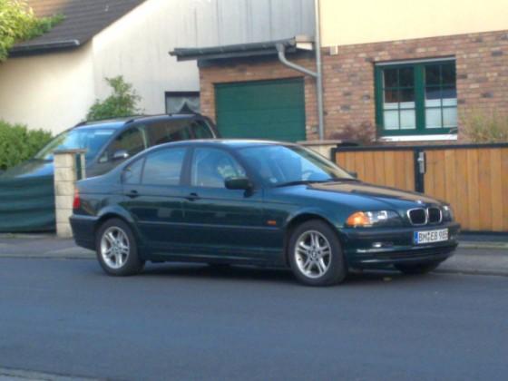 BMW E46 316I LIMOUSINE 1