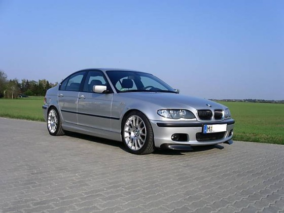 BMW 320d Performance