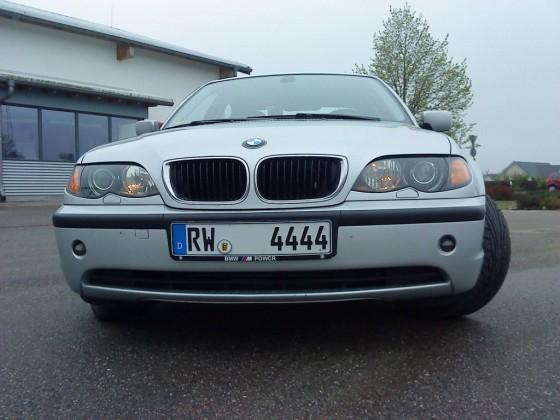 Mein E46