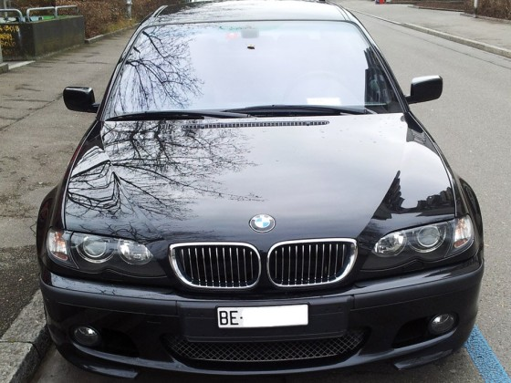 BMW 330i (E46), Bj. 2002, M-Paket II