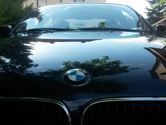 Mein BMW 316i