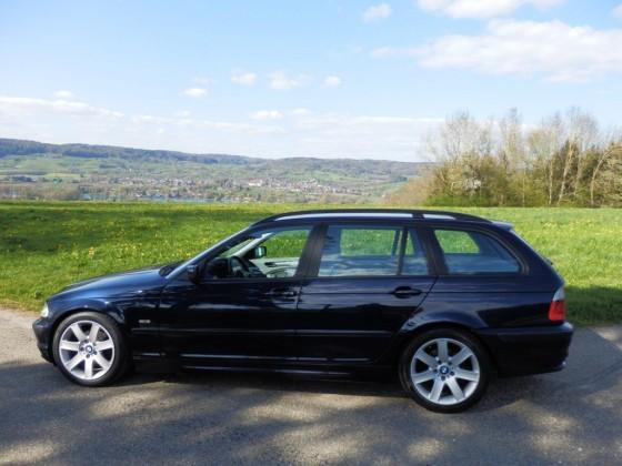 Mein BMW 320d Touring