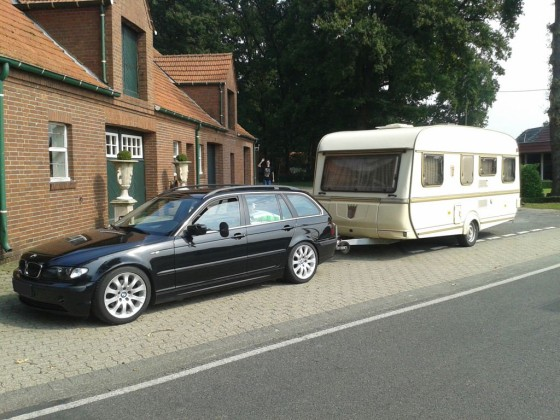 E46 Touring + Tabbert Comtesse