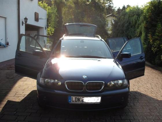 BMW 318i Touring *verkauft*