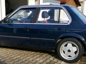 Mein 4ter BMW - GodsChariot mit dem Herz des Coupe's