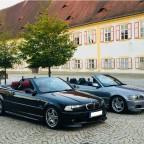 BMW e46 Cabrio