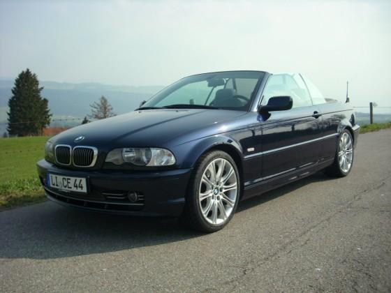 BMW 330CI EZ 2001