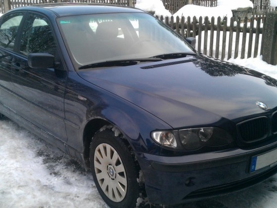 Mein BMW e46