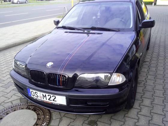 Mein E46 <3