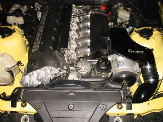 erster M3 Kompressor G-Power