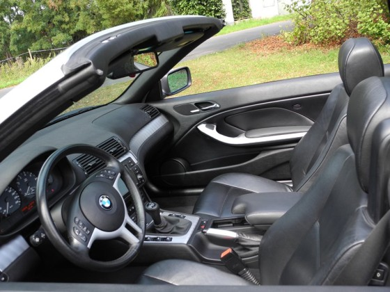 Meine BMW 325ci oder auch Marie