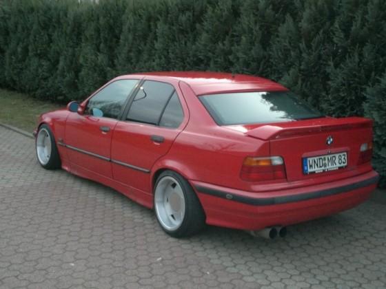Erster BMW 316i mit stolzen 290.000km ;-)