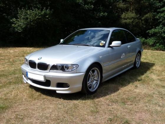 BMW 330ci Coupé