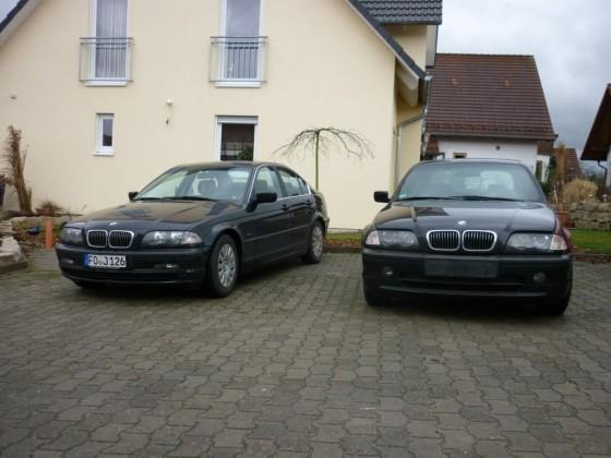 Meine beiden E46